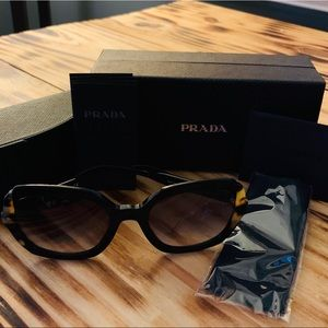 Prada Sunglasses New with Tags